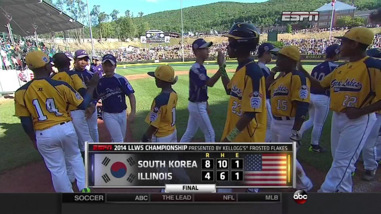 LIVE BLOG Chicago Vs South Korea In The Little League