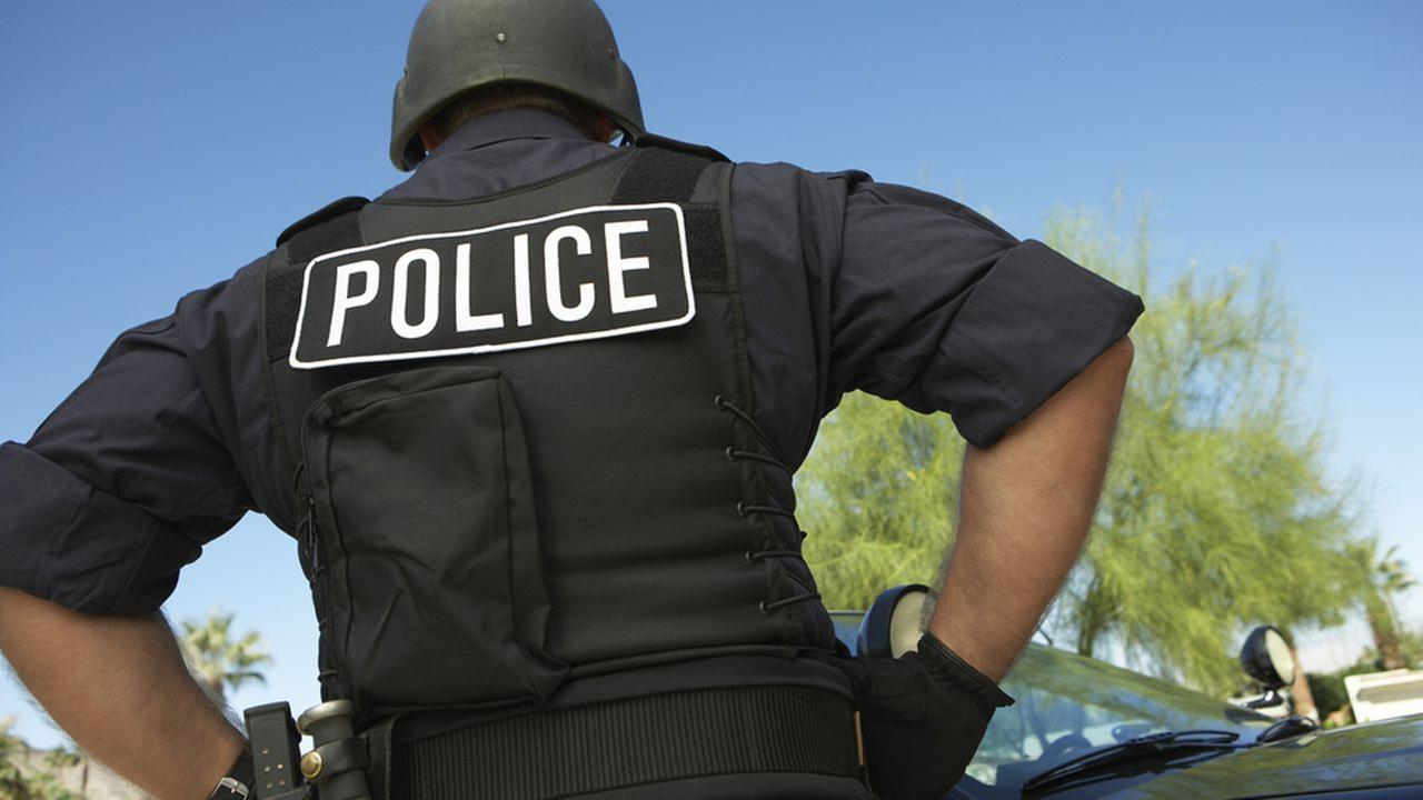 14.	Police and sheriffs patrol officersShutterstock