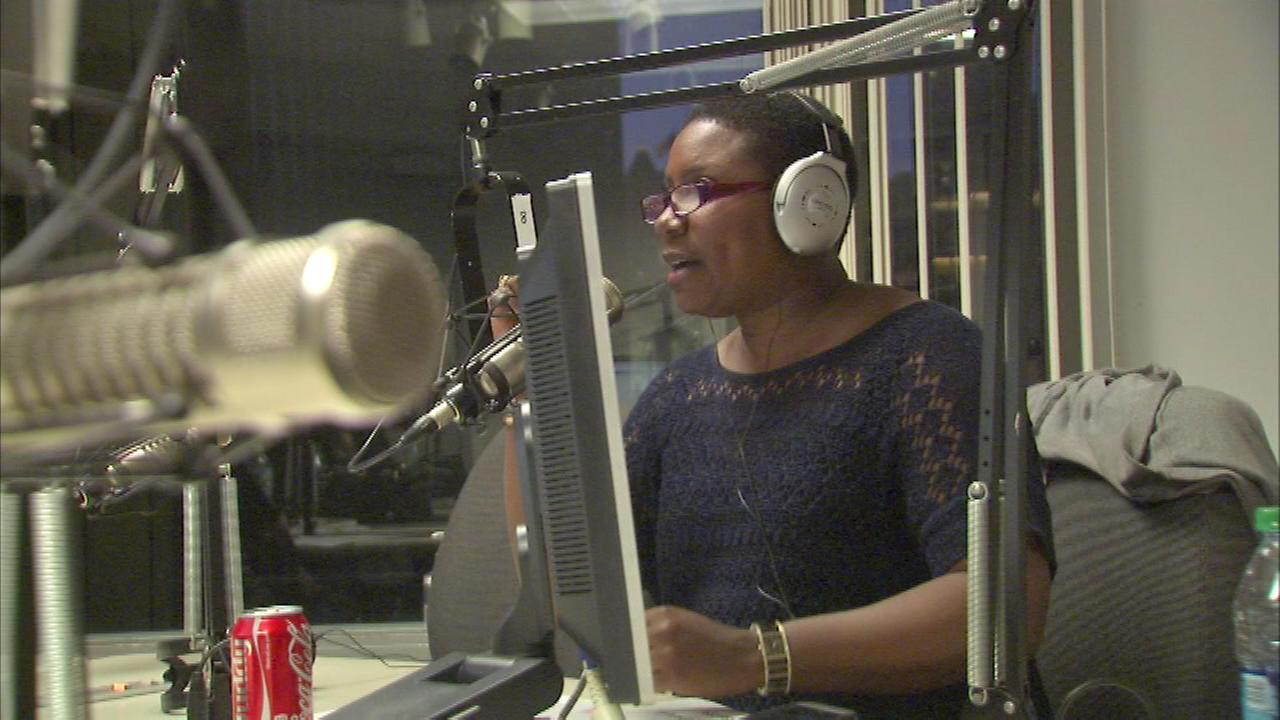 ABC7 Eyewitness News reporter Evelyn Holmes moderated a Put the Guns Down radio broadcast Sunday night.