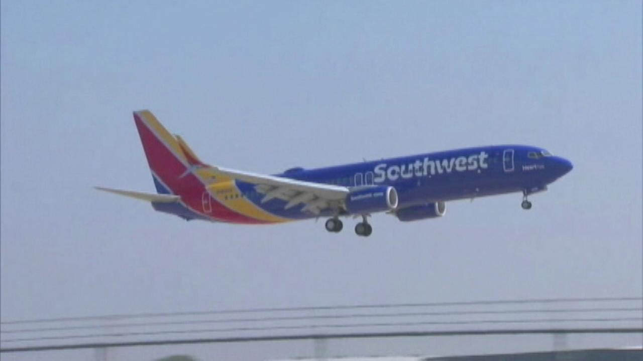 Southwest Airlines will put a new paint job on its planes, adding a splash of bright color as it enters middle age and faces many changes.