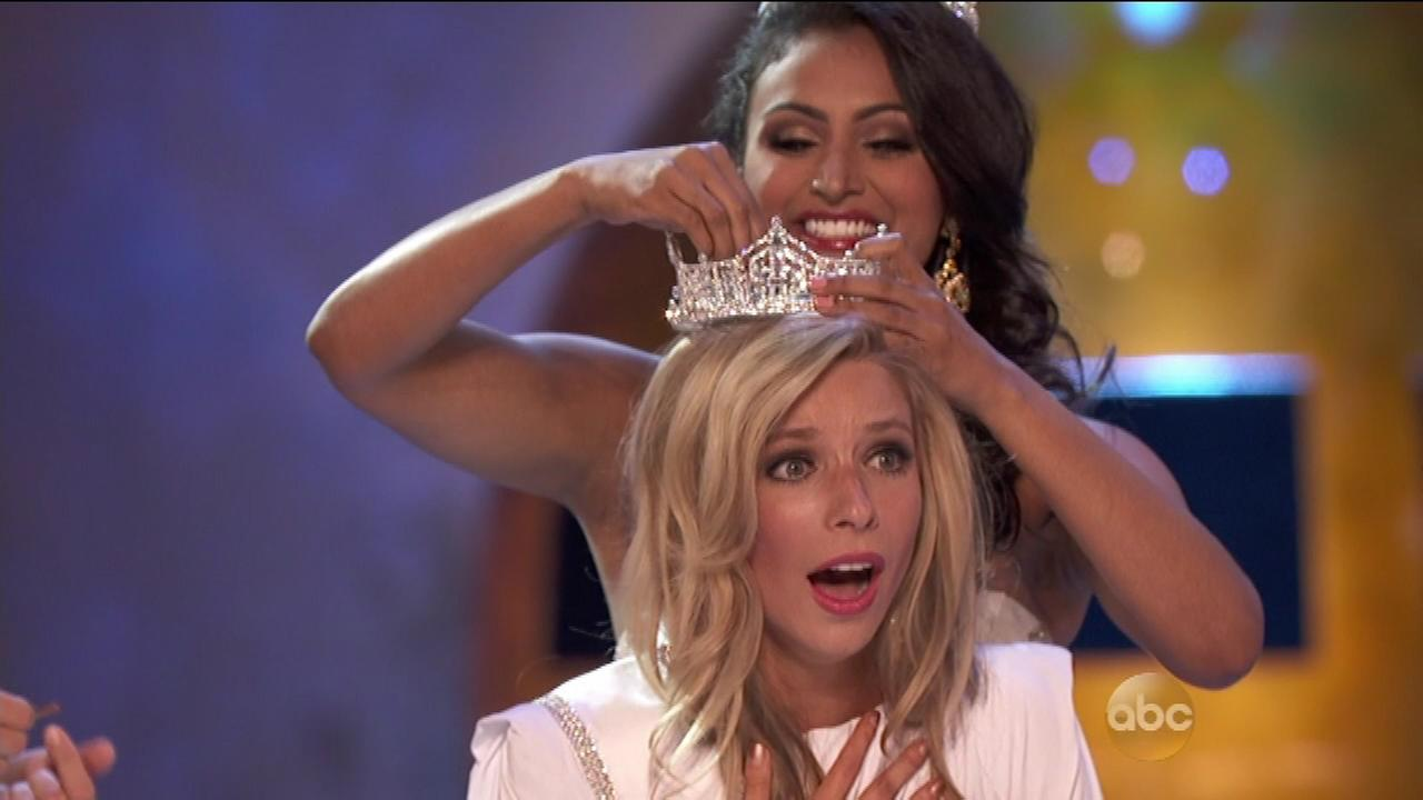 Miss New York Kira Kazantsev has been named the new Miss America.