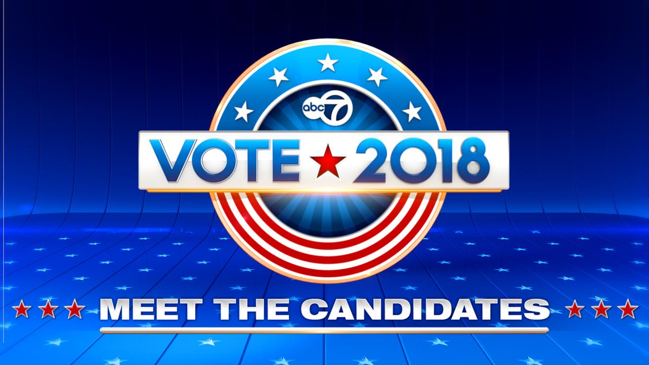 Vote 2018: Meet the Candidates
