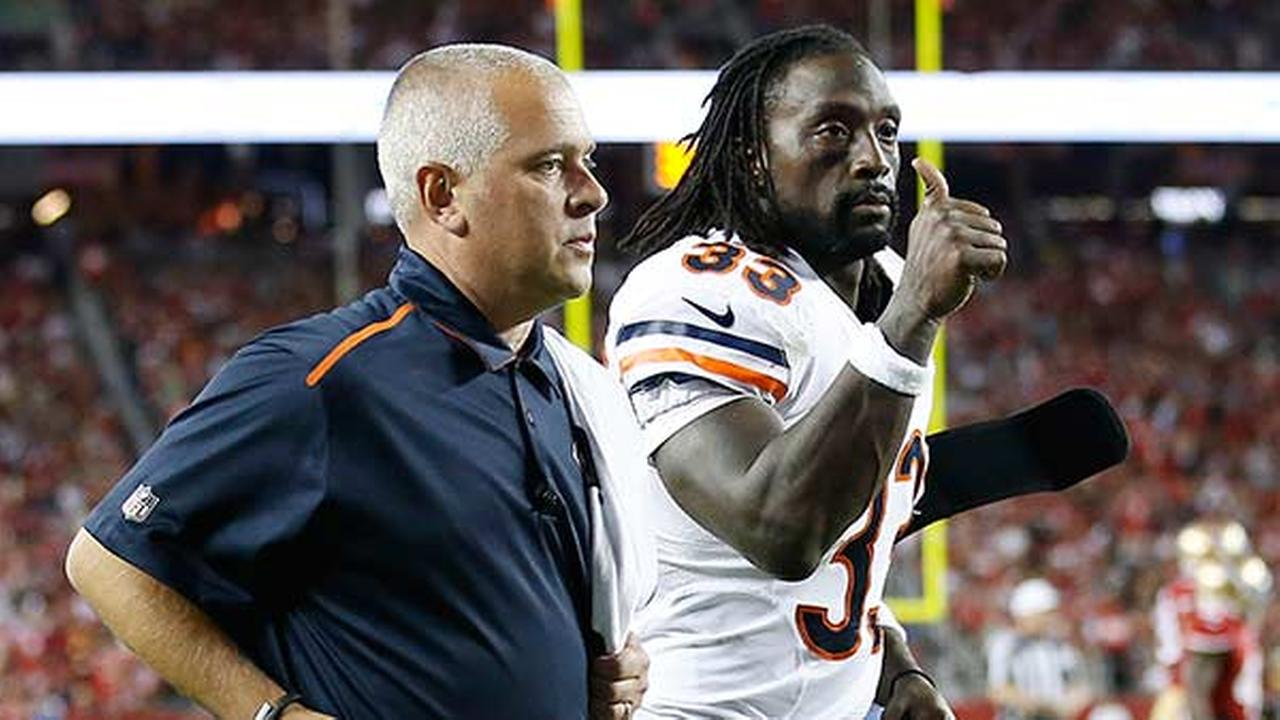 charles tillman out