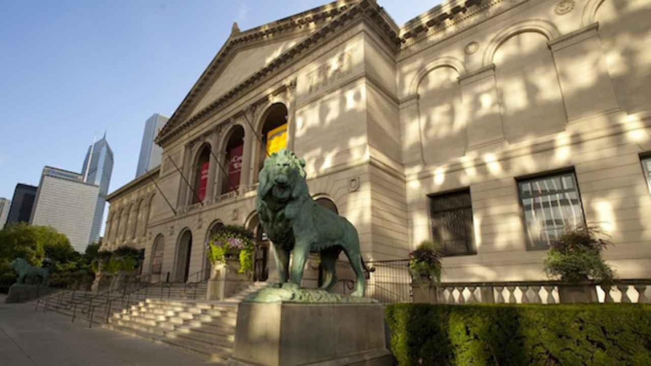 The Art Institute of Chicago has been named the top museum in the country and in the world by TripAdvisor.