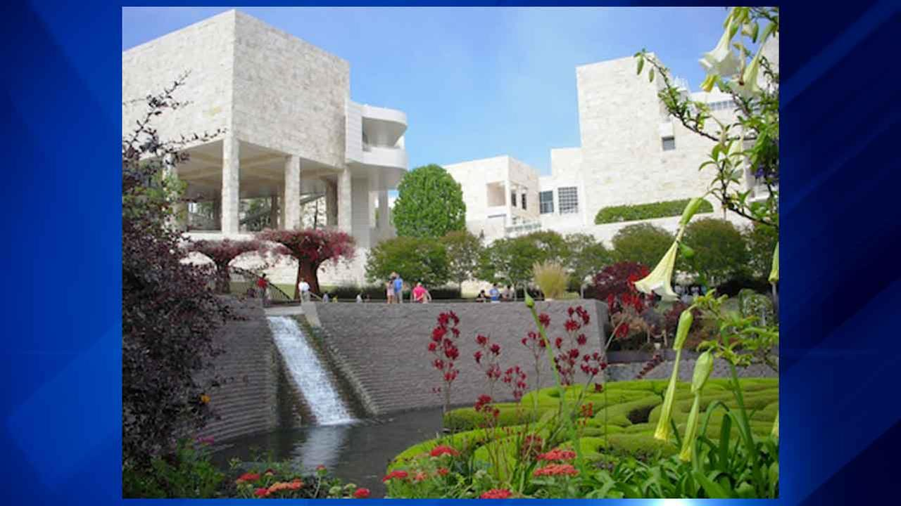 The Getty Center, Los Angeles, CA