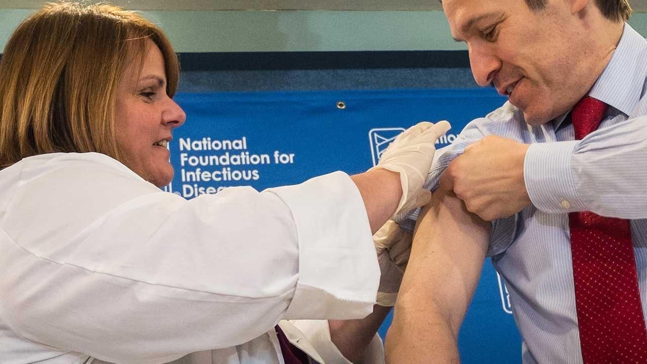 Health officials warn flu vaccine only 10 percent effective this season