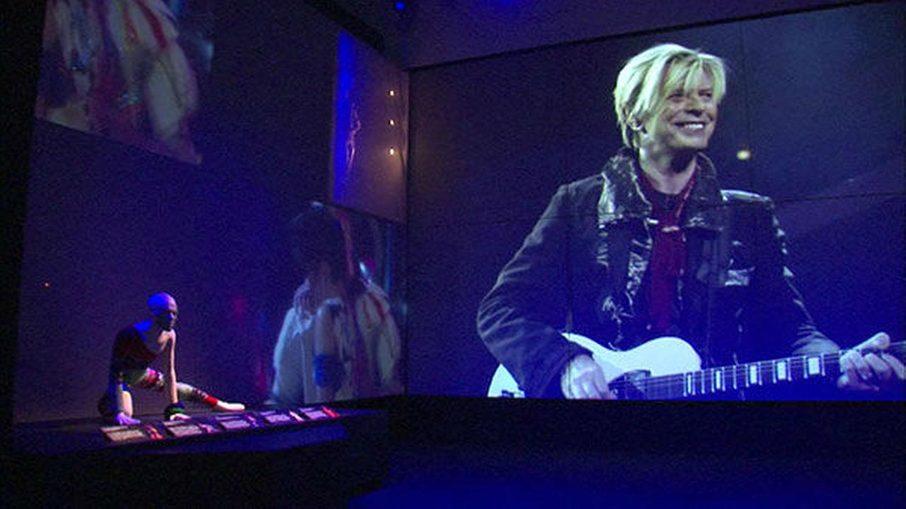 David Bowie Is... opens at Museum of Contemporary Art