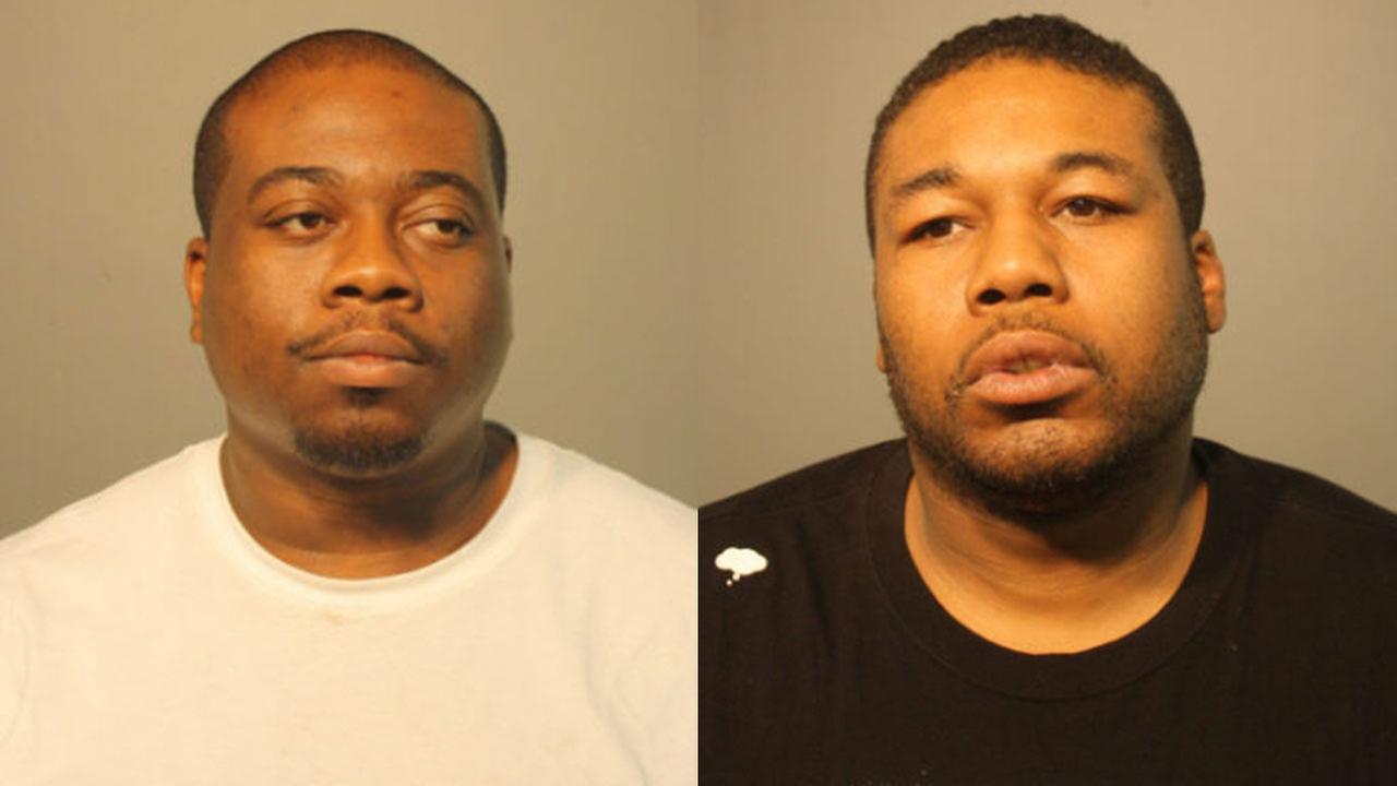 LB Joseph, 29, and Leondo Joseph, 38, (right) are accused in a string of sexual assaults.