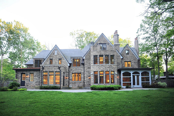 PHOTOS: Jay Cutler, Kristin Cavallari list Lake Forest mansion for $4.75M