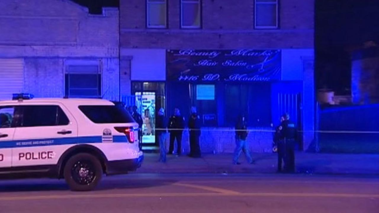 West side beauty salon shooting kills 1 injures 3 for Abc beauty salon