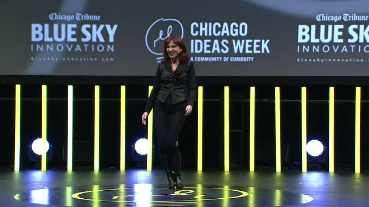 Sundays Chicago Ideas Week topic focused on the power of the mind, as speakers analyzed the brain.
