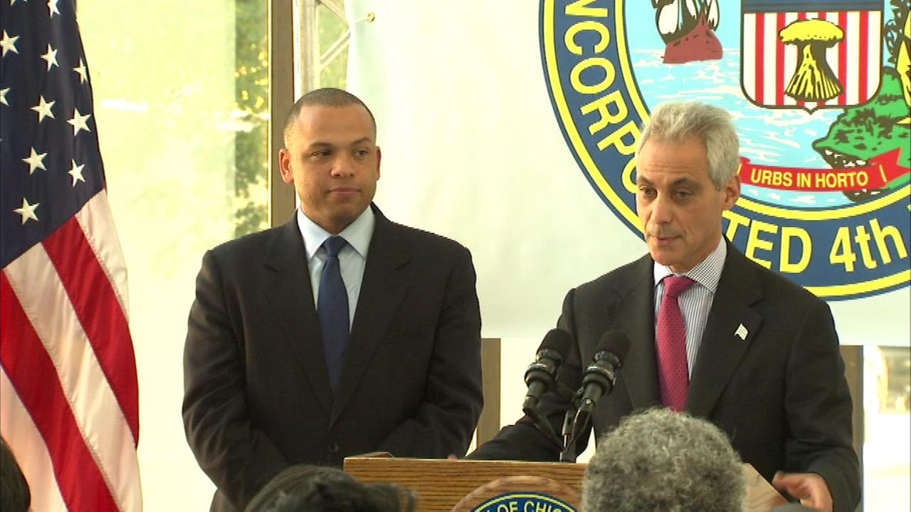 Mayor Rahm Emanuel has Kurt Summers Jr. for Chicagos new treasurer.