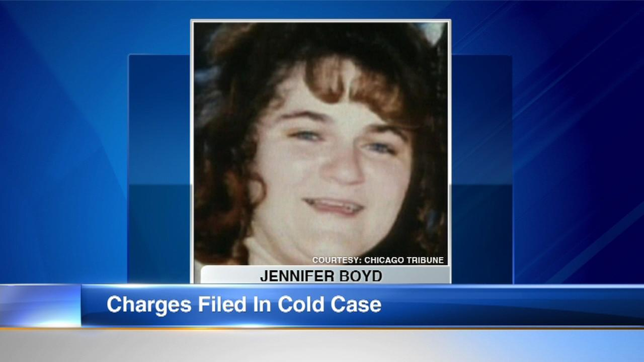 Jennifer Boyd was stabbed to death in August 2002 while working at the Public Storage facility in Bedford Park.