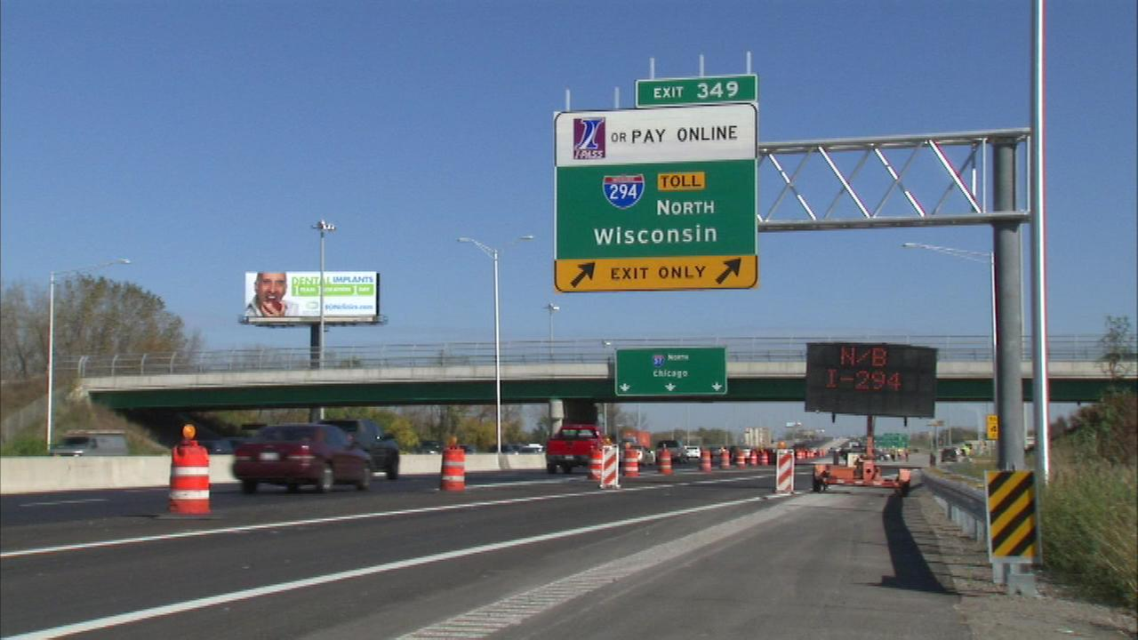 Two major Chicago expressways are now connected, as the interchange between I-57 and I-294 opened Saturday .