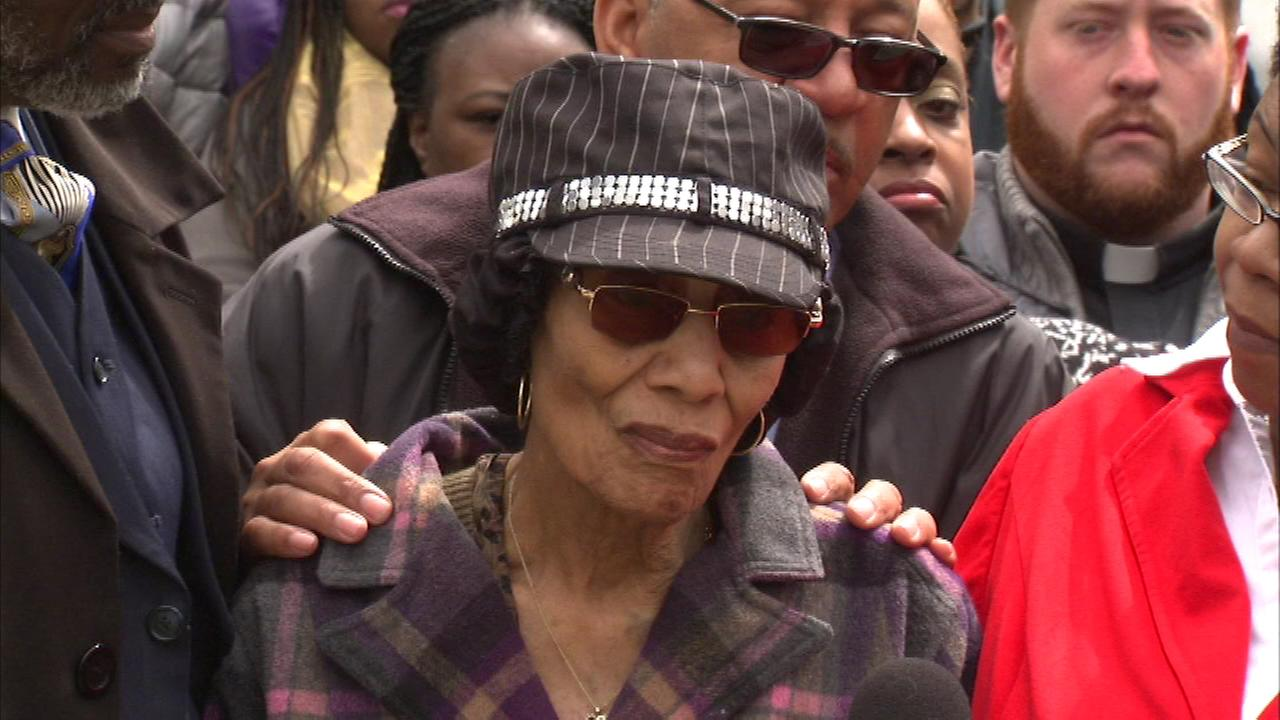 Hazel Jones Huff, 91, was found not guilty in a deadly police-involved shooting.