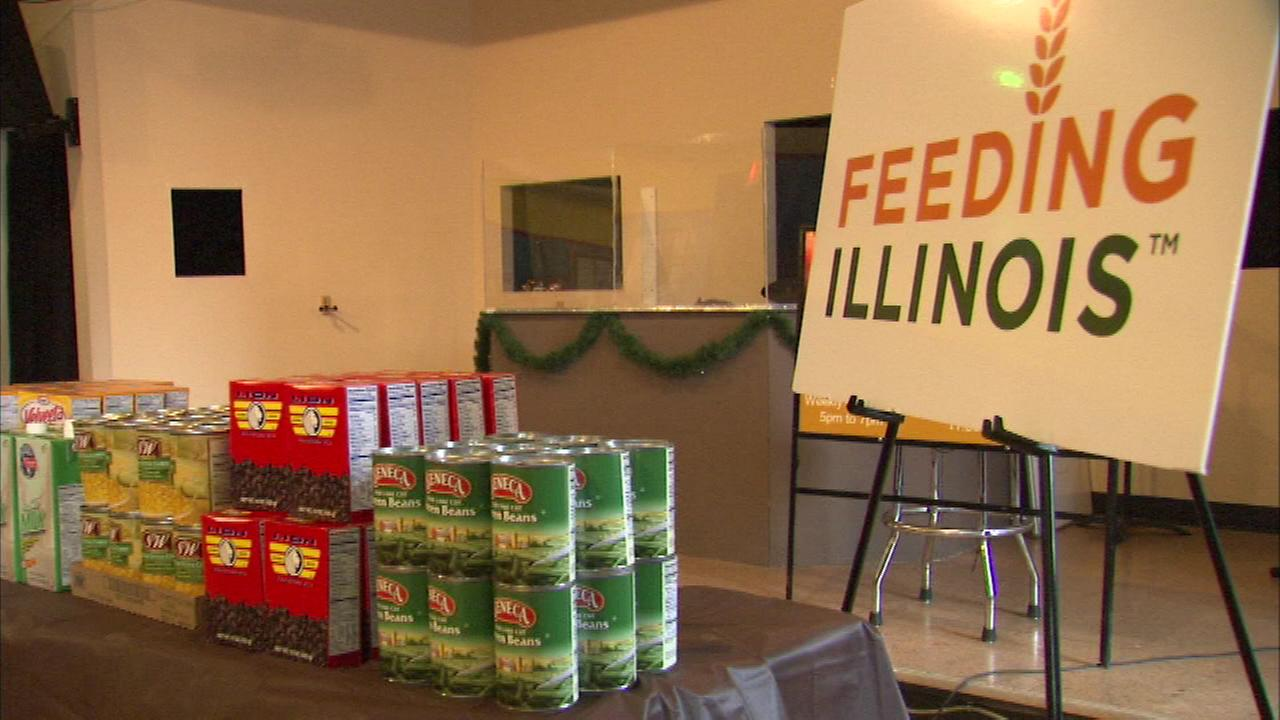 Illinois is giving nearly $4.5 million to eight food banks across the state to bring their technology up to speed.