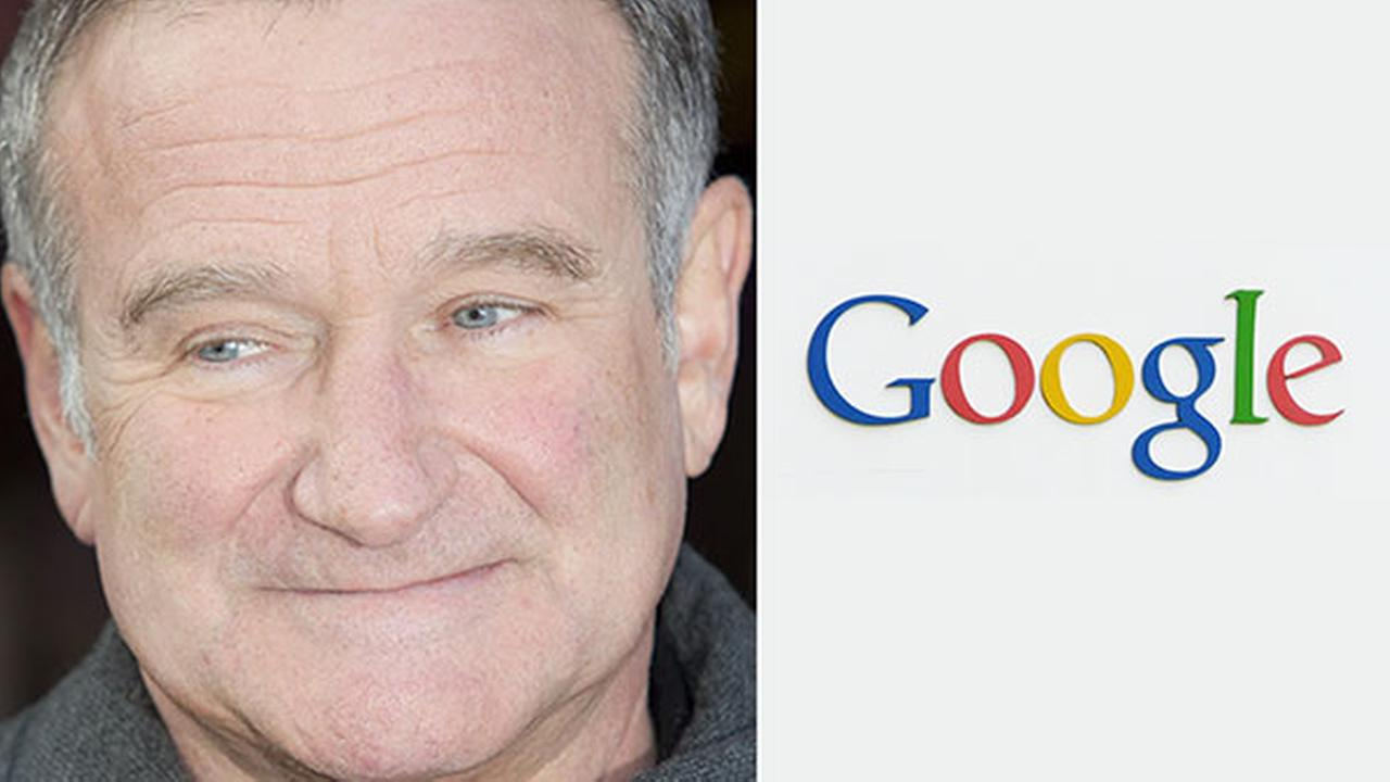 Robin Williams tops Googles list of 2014 searches.