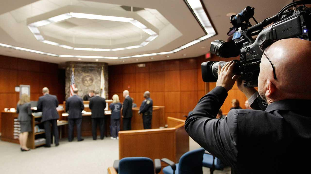 the use of cameras and videos should be allowed inside the courtroom The public concludes that if an organization has video cameras there are so many things that come into play when using video surveillance as evidence in court.