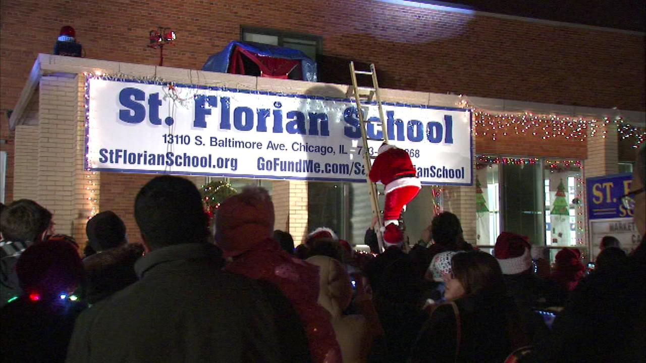 St. Florian School in Hegewisch will remain open thanks to a $25,000 donation from the Big Shoulders Fund.