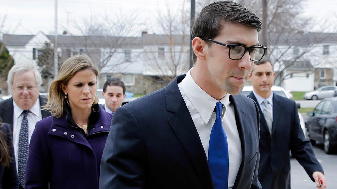 Olympic gold medal swimmer Michael Phelps has pleaded guilty to drunken driving in Baltimore almost three months after he was arrested.
