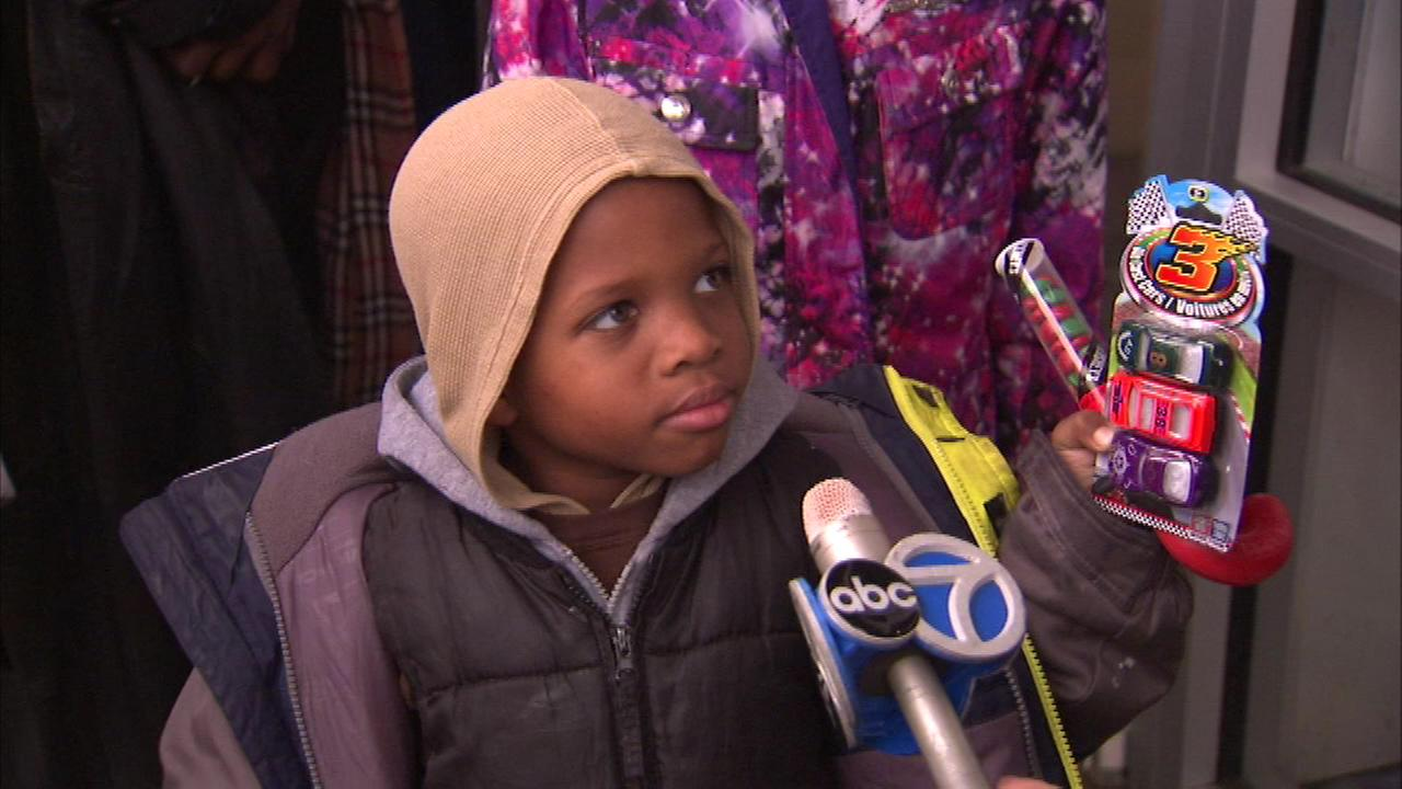 An outpouring of generosity helped save a Christmas tradition in the Englewood neighborhood.