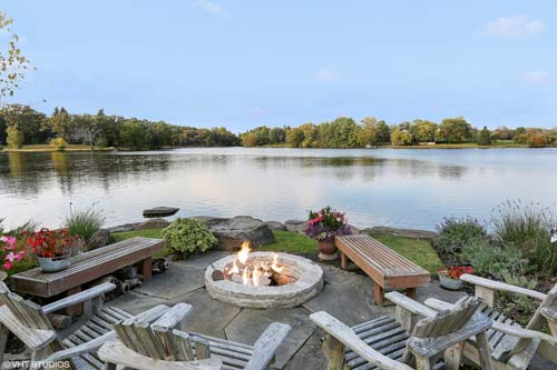 "<div class=""meta image-caption""><div class=""origin-logo origin-image none""><span>none</span></div><span class=""caption-text"">The mansion at 45 Lakeview Lane in Barrington Hills is listed at $9,950,000 and boasts five bedrooms, nine bathrooms and two partial baths. (VHT Photography)</span></div>"