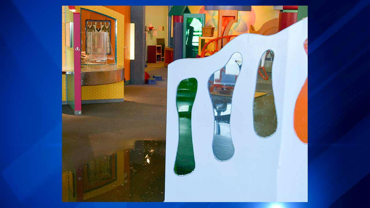 DuPage Childrens Museum reveals extent of water damage