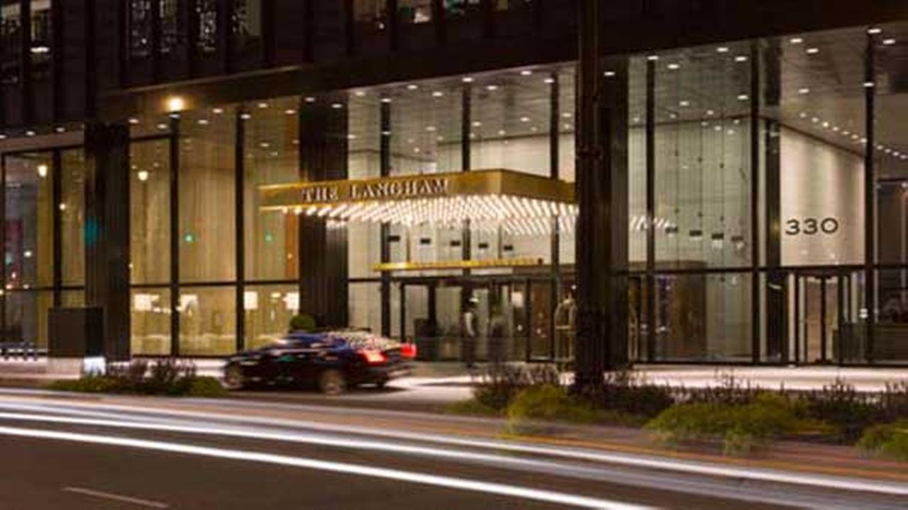Five Chicago hotels get AAA's Five Diamond rating