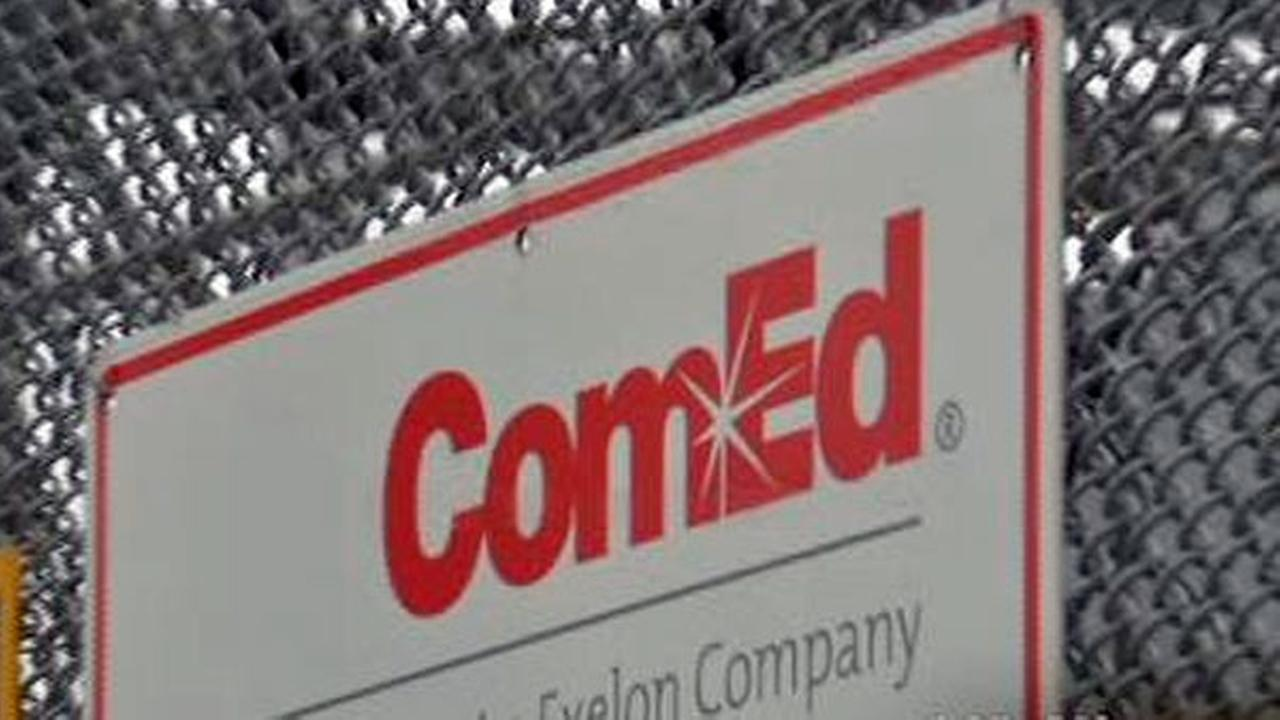 Power restored in Aurora after ComEd vault fire