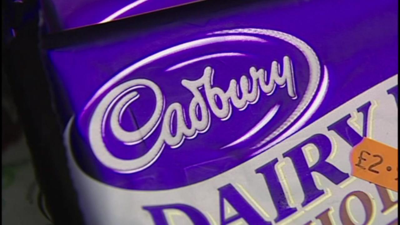 A trademark dispute between Hershey and an importer cut off the supply of Cadbury treats sold in Great Britain, meaning those treats arent making it to the United States.