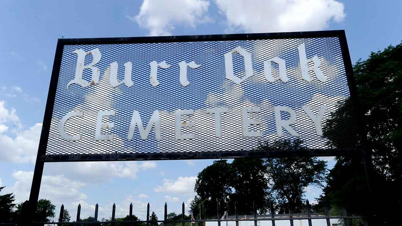 Remains from Burr Oak Cemetery investigation reburied