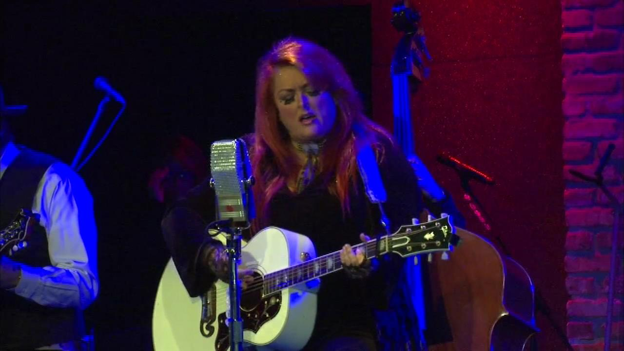 Country singer Wynonna Judd performed a different kind of show Wednesday night at City Winery on Chicagos Near West Side.