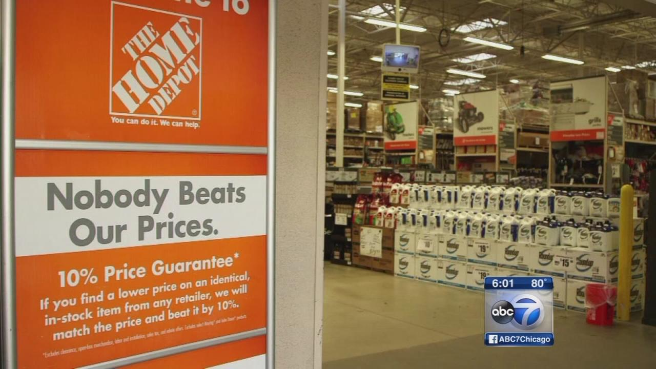Home Depot hiring 3,000 in Chicago ahead of spring season