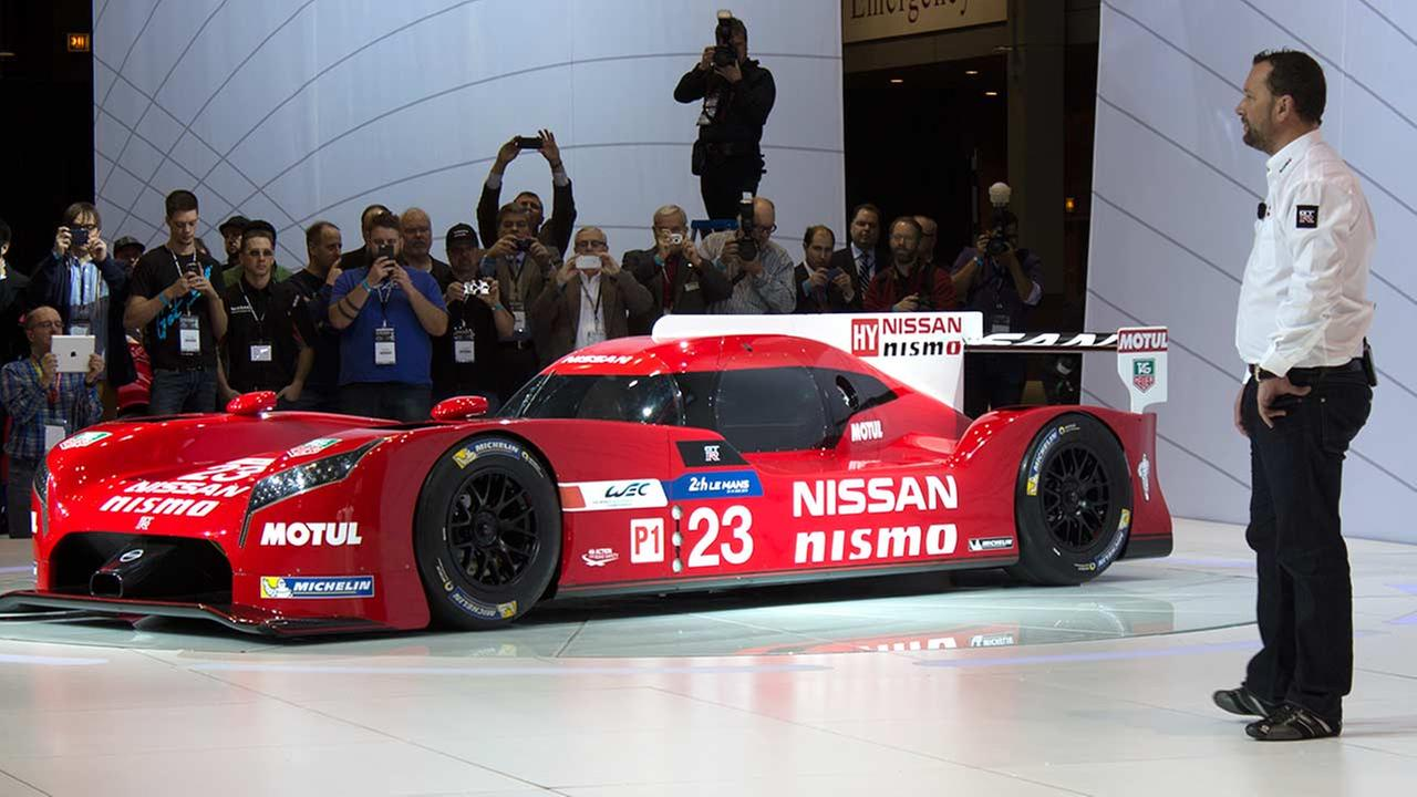 Nissan unveiled its 2016 Nismo during the media preview of the 2015 Chicago Auto Show on Feb. 12, 2015.