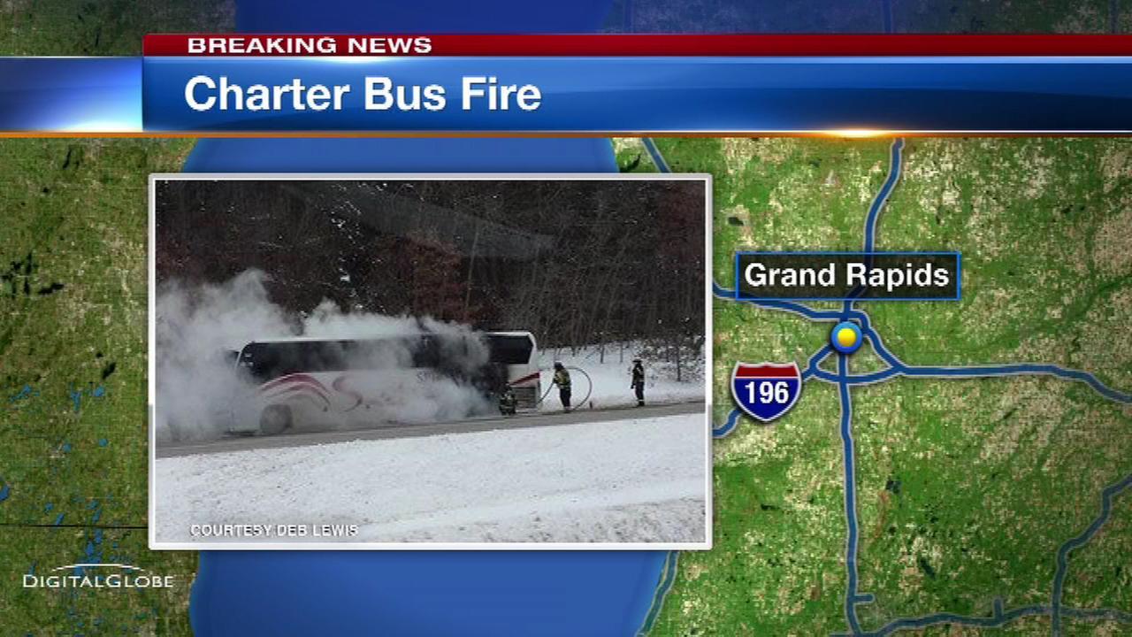 bloom hs bus fire