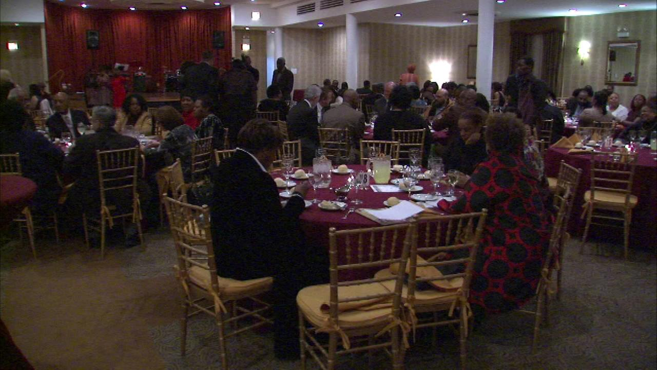 The Pullman Porter Museum hosted a fundraiser Saturday night celebrating the museums 20th anniversary.