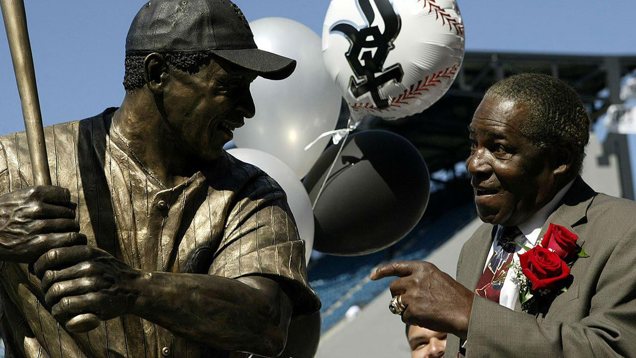 PHOTOS: White Sox legend Minnie Minoso diesNam Y. Huh