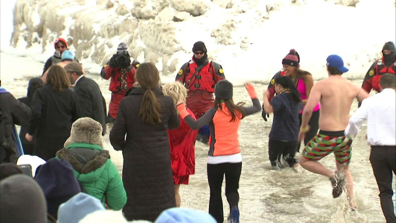 15th Annual Chicago Polar Plunge