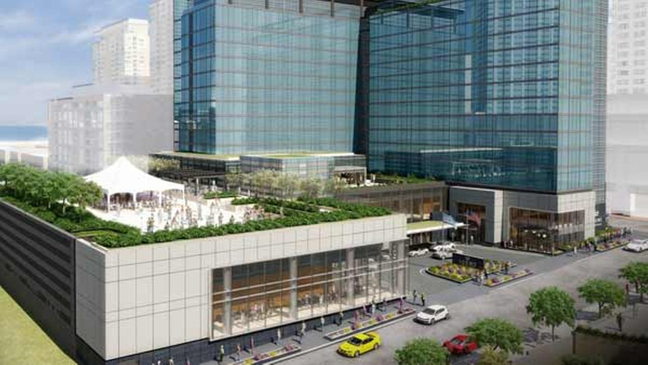 Loews hotels resorts opens in downtown chicago for Best hotels in downtown chicago