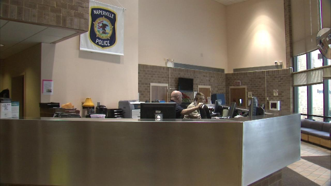 Naperville police offer lobby for online sale transactions ...