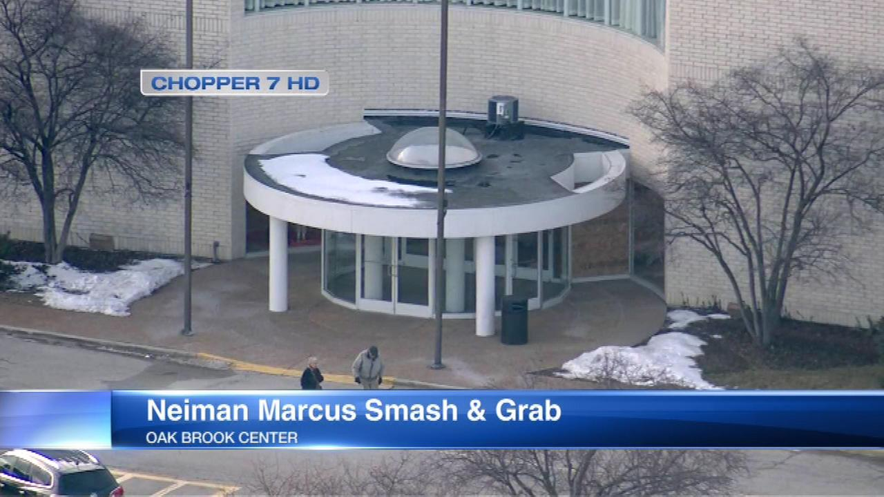 neiman marcus smash-and-grab
