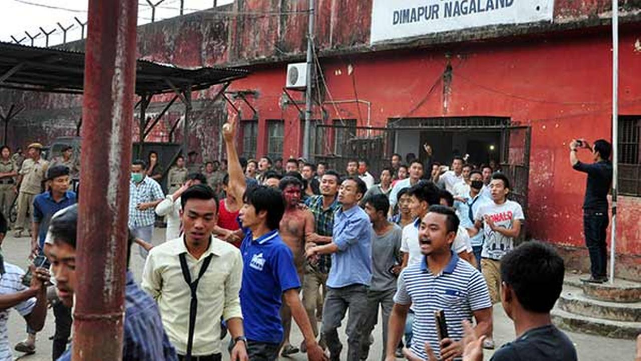mob kills rapist india
