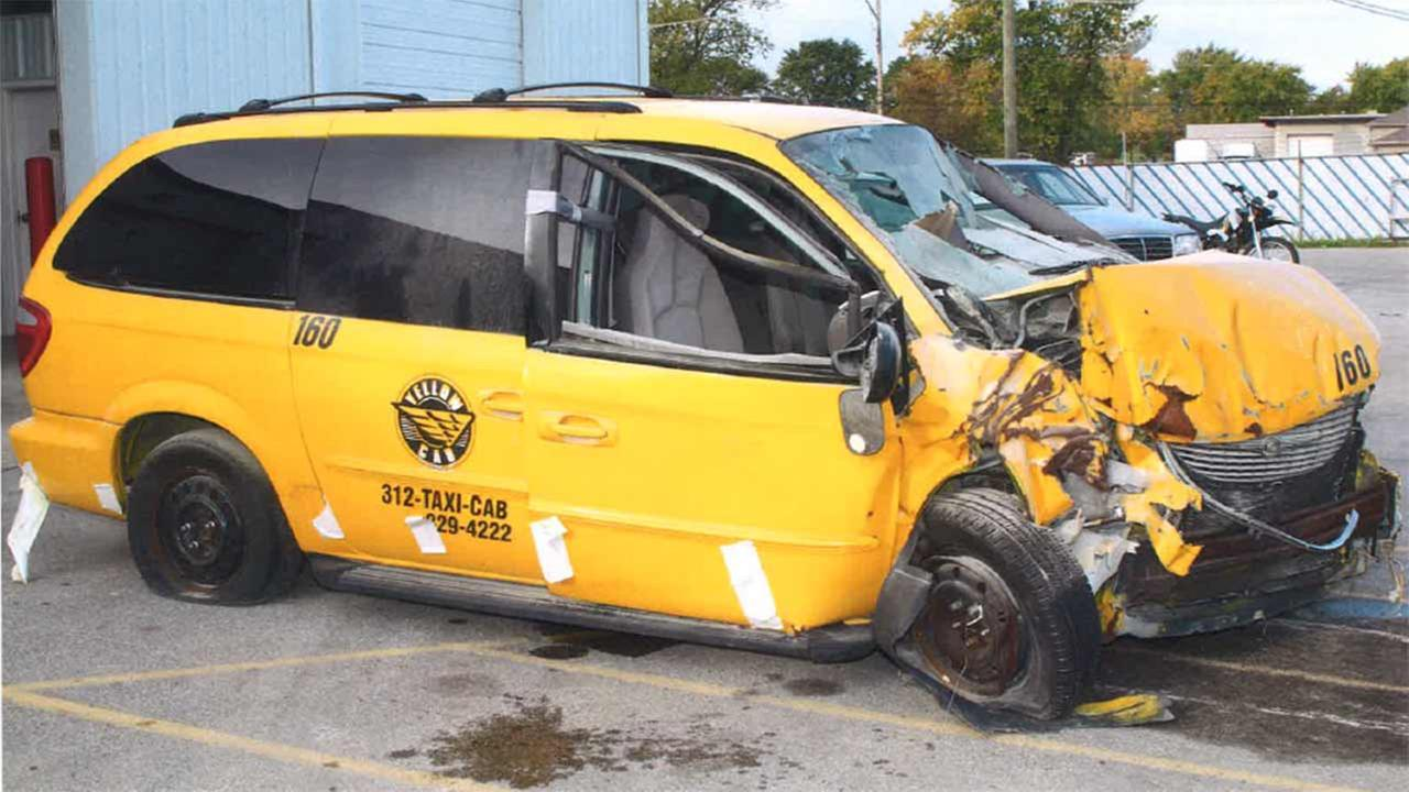 Marc Jacobs was seriously injured in the Yellow Cab crash in August 2005.