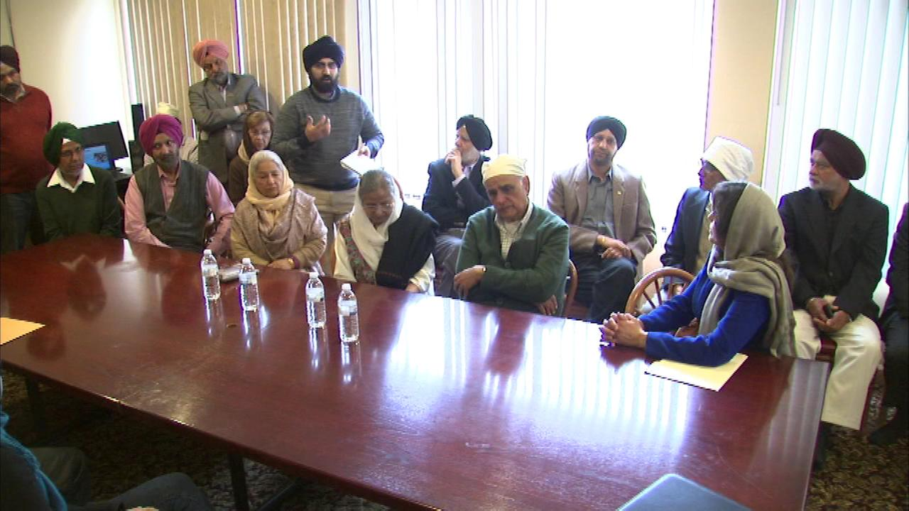 Efforts to stop hate crimes and bullying within the Sikh community were discussed Sunday in northwest suburban Palatine.