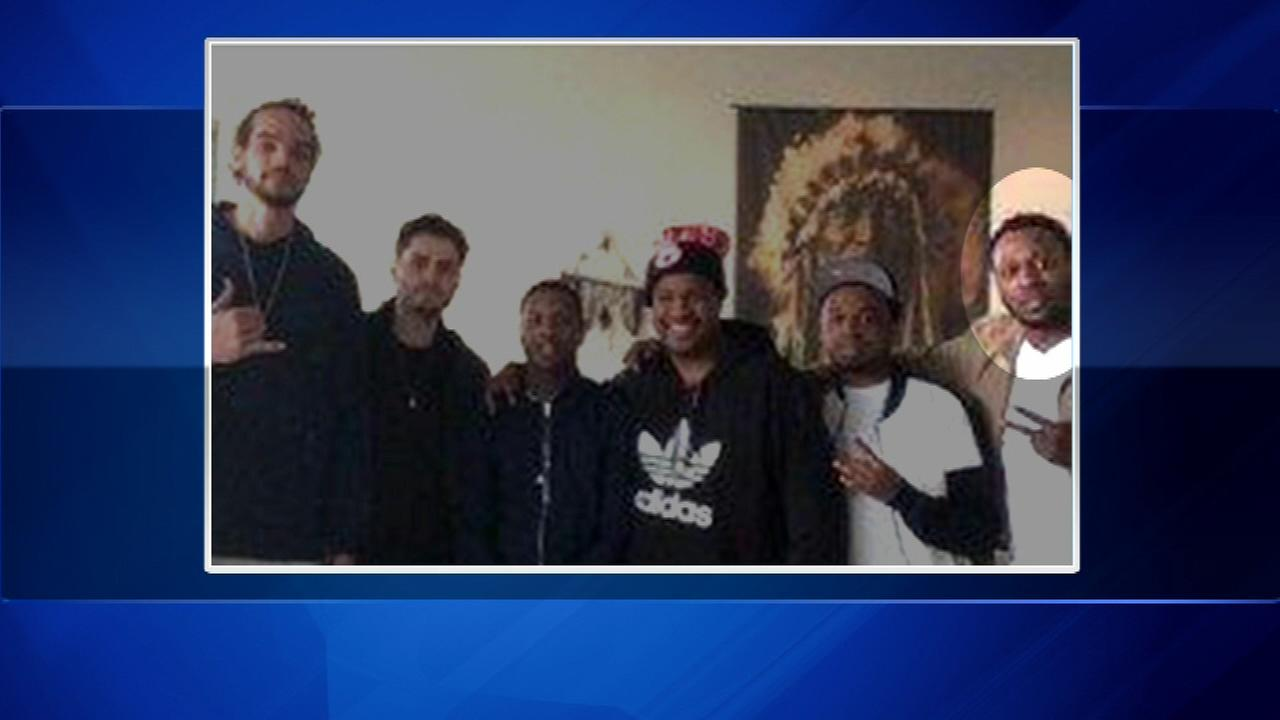 Uchenna Agina was fatally shot last week after he attended an anti-violence event with Joakim Noah.