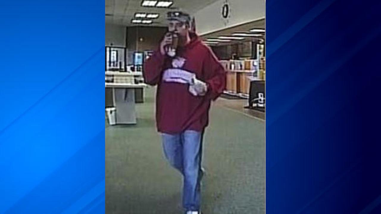 crystal lake bank robbery