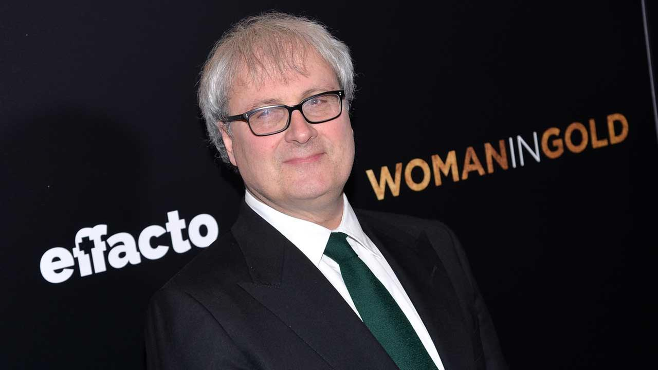 Director Simon Curtis attends the premiere of Woman In Gold at The Museum of Modern Art on Monday, March 30, 2015, in New York.