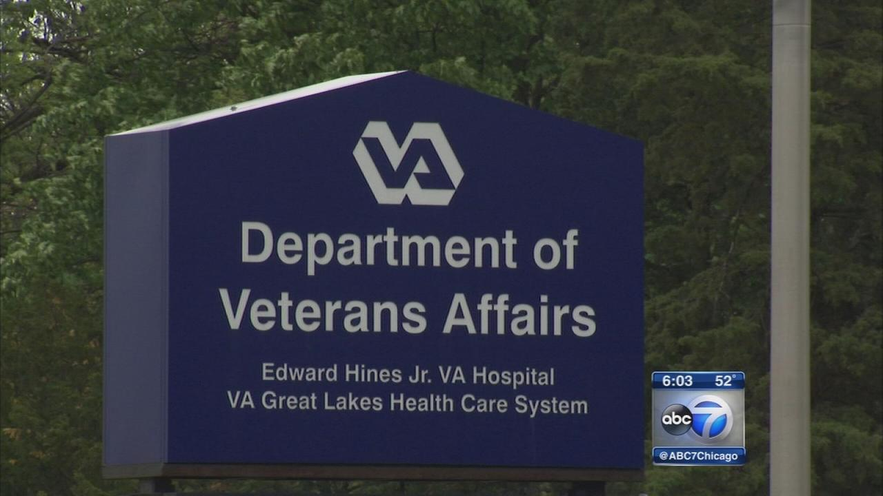 Sen. Kirk calls for Hines Veteran Hospital investigation