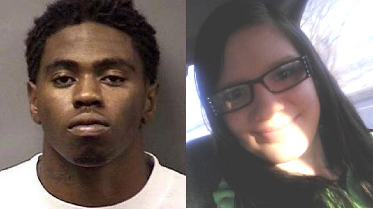Kamron Taylor, 23, escaped from a Kankakee Co. Jail on April 1, 2015. He may be with Savannah Bell, 15, according to an Illinois State Police alert.
