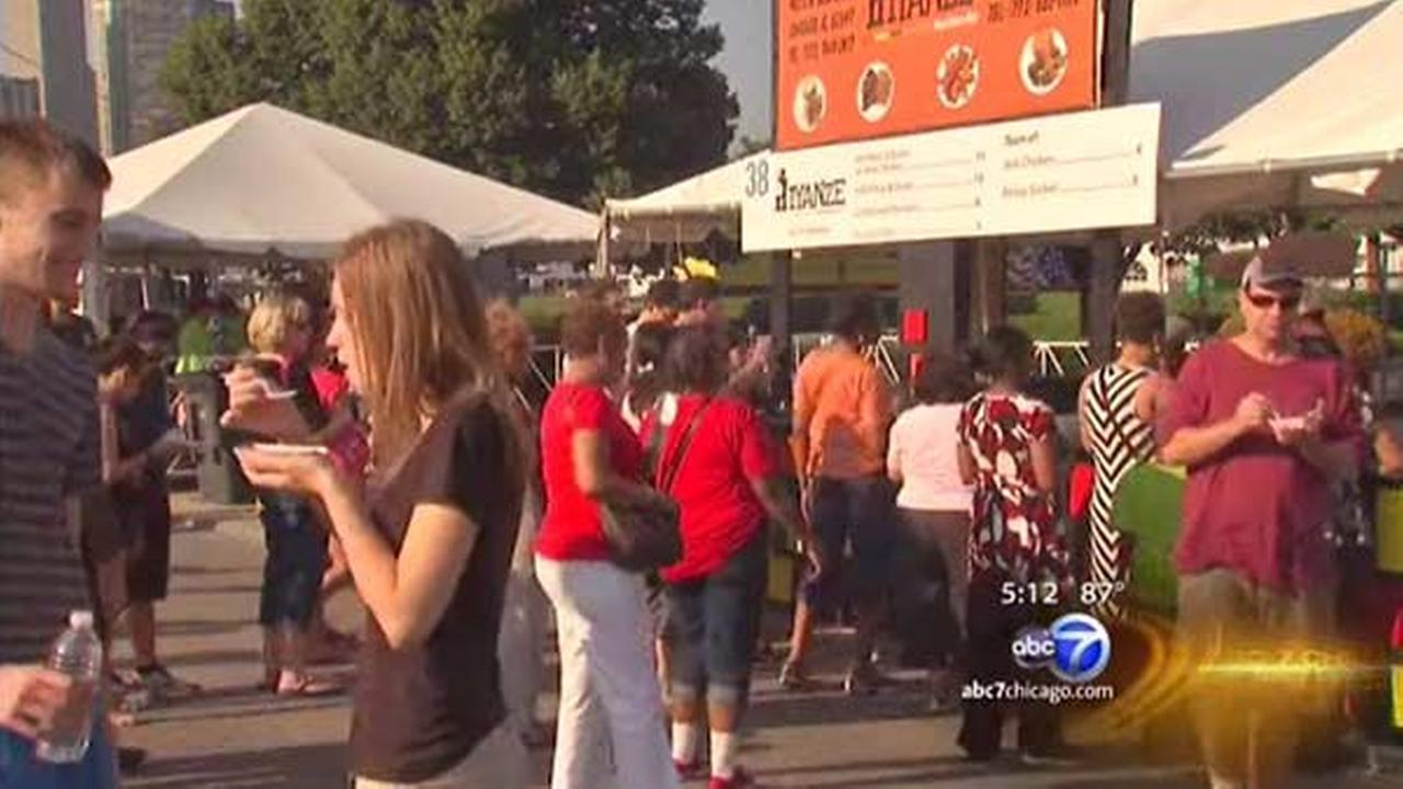 Taste of Chicago 2014 adds 22 new restaurants, food trucks